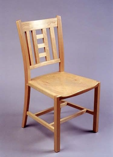Cherry Dresser And Maple Dining Chair 2000 2001